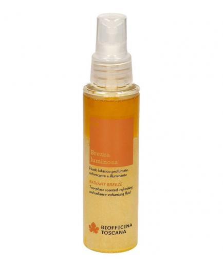 Biofficina Toscana - Hair and skin Refreshing radiance two phase fluid - Radiant Breeze