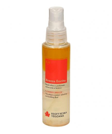 Biofficina Toscana - Hair and skin Refreshing two phase fluid - Flowery Breeze