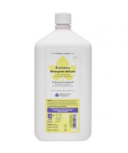 Biofficina Toscana - Ecological soft gel for face and body - 1L