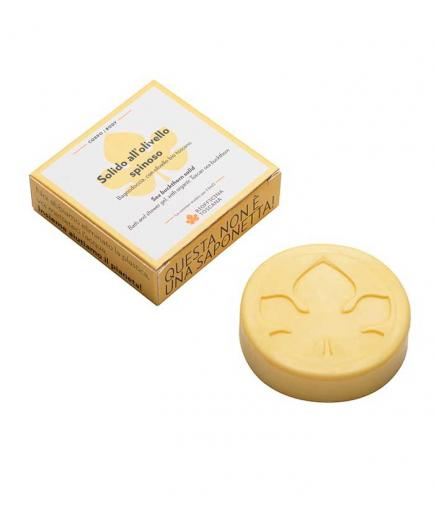Biofficina Toscana  - Bio solid body soap - Sea buckthorn