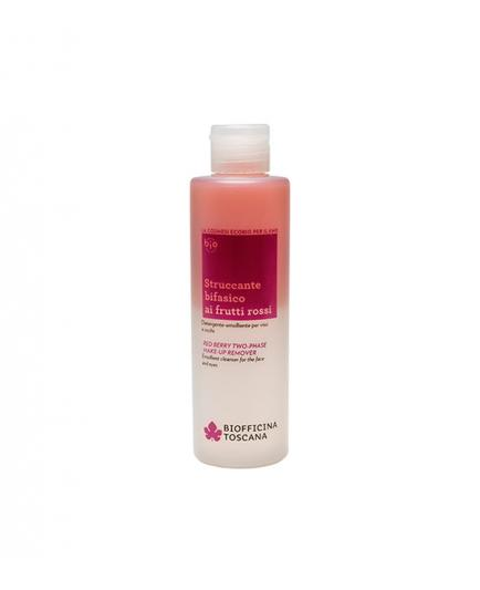 Biofficina Toscana - Two-phase red fruits make-up remover