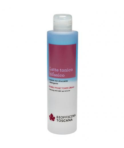 Biofficina Toscana - Two-phase Toner Cream