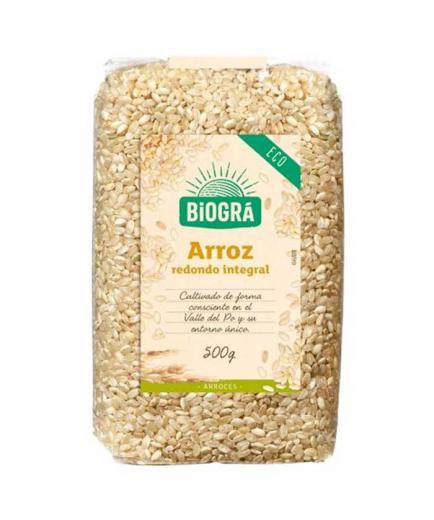Biográ - Organic round brown rice