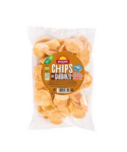 Biográ - Chickpea Chips Bio