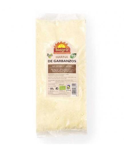 Biográ - Organic chickpea flour