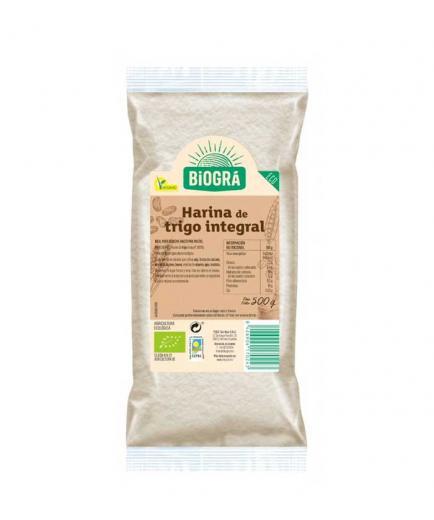 Biográ - Organic whole wheat flour