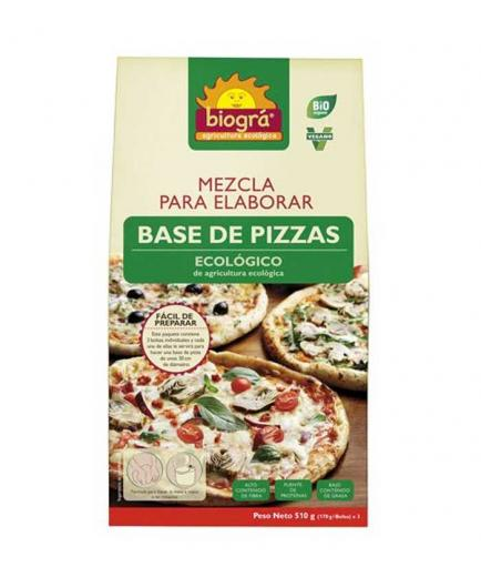 Biográ - Mix for organic pizza bases