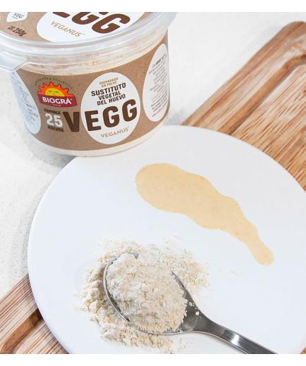Biográ - Vegg Bio 250g Egg Vegetable Substitute