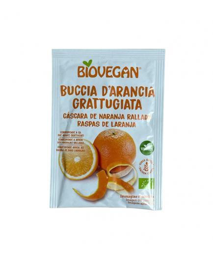 Biovegan - Organic gluten-free orange zest