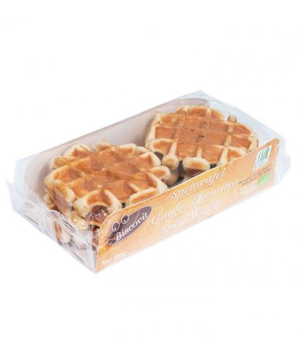 Biscovit - Bio Spelled Waffles