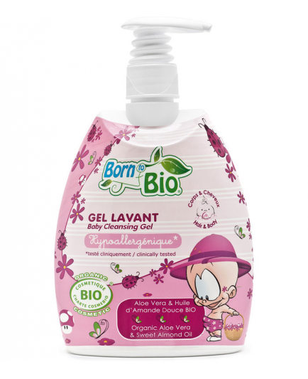 Born to Bio - Baby Body & Hair Cleasing Gel