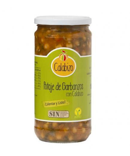 Calabizo - Chickpea stew with calabizo 670g