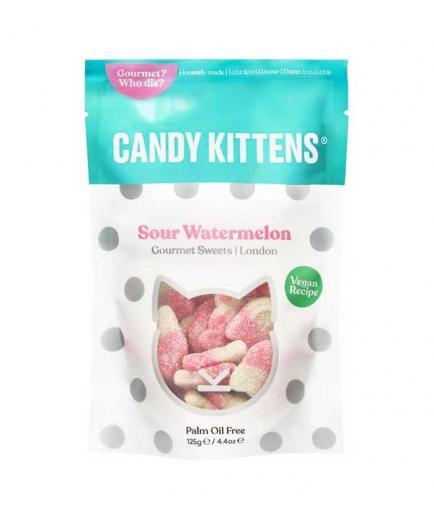 Candy Kittens - Vegan jelly beans 125g - Acid watermelon