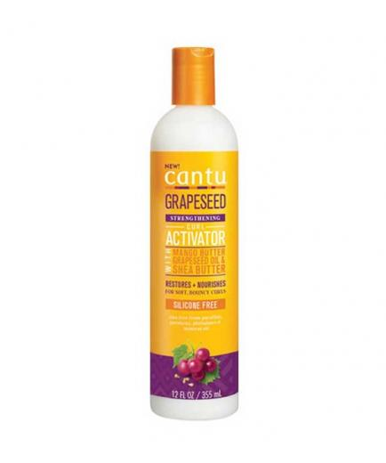 Cantu - Curl activator Grapeseed Streingthening