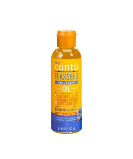 Cantu - *Flaxseed* - Smoothing hair oil