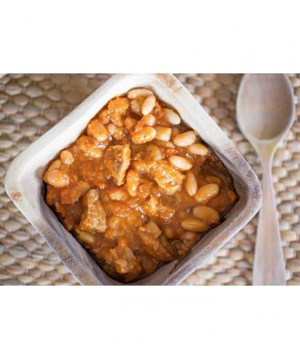 Carlota Organic - Bean stew with seitan Bio 720g