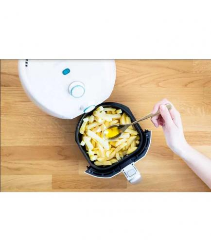 Cecotec - Airfryer Cecofry Compact Rapid Sun - White