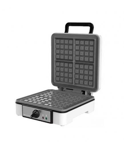 Cecotec - Fun Gofrestone 4Inox Waffle Maker