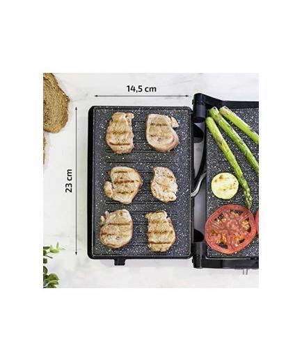 Cecotec - Rockn Grill 750W Grill