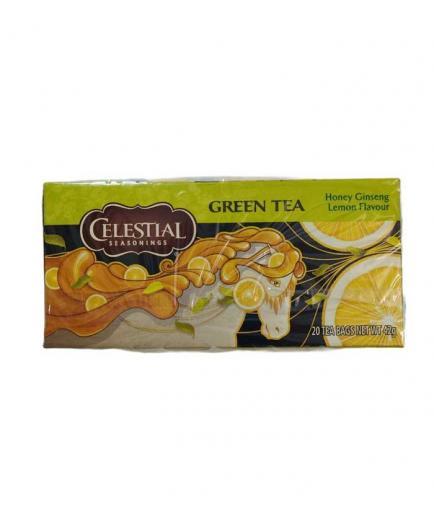 Celestial Seasonings - Infusion 20 sachets - Honey Lemon Ginseng