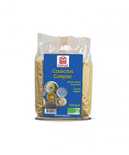 Celnat - Organic Whole Couscous 500g