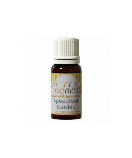 Chefdelice - Speculoos Cookie Concentrate Flavor 10ml