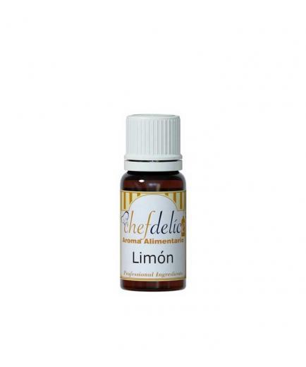 Chefdelice - Liquid flavor gluten free 10ml - Lemon