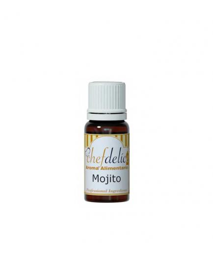 Chefdelice - Liquid flavor gluten free 10ml - Mojito