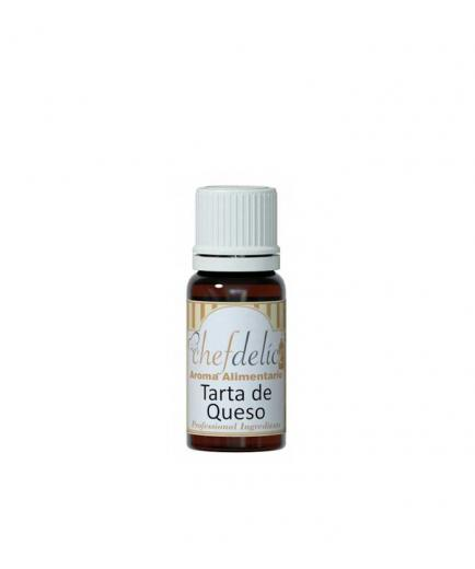 Chefdelice - Liquid flavor gluten free 10ml - Cheesecake