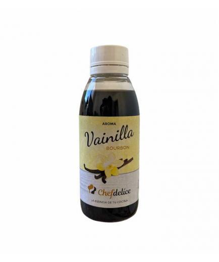 Chefdelice - Bourbon Vanilla Flavor 100ml