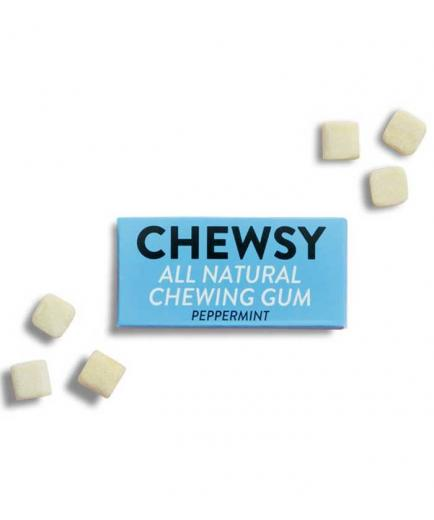 Chewsy - Vegan and gluten-free chewing gum - Peppermint