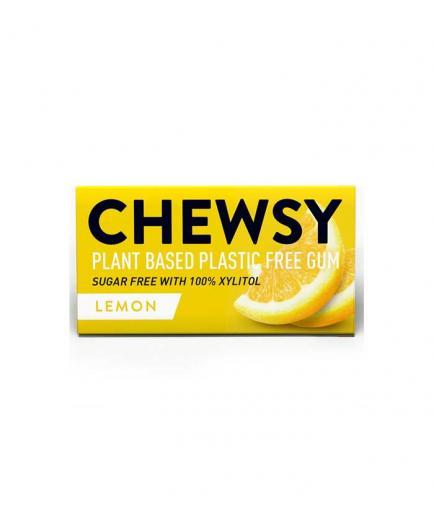 Chewsy - Vegan & Gluten Free Chewing Gum - Lemon