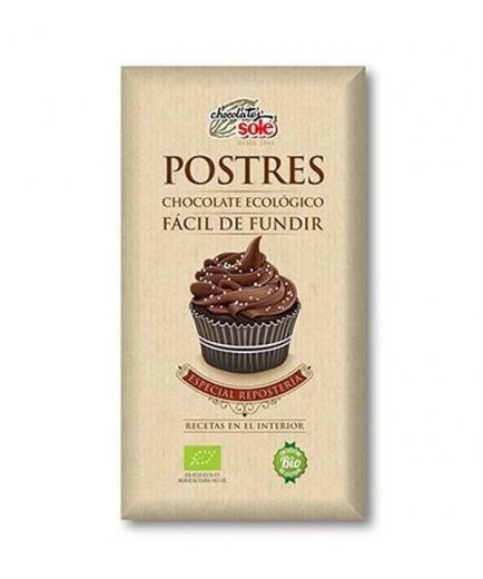 Chocolates Solé - Organic chocolate for desserts