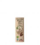 Chocolates Solé - Chocolate negro 73% - 25gr
