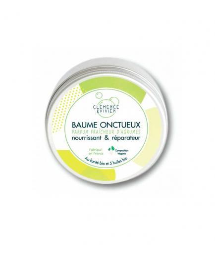 Clémence & Vivien - Multipurpose Shea Balm and Organic Oils - Fresh Citrus