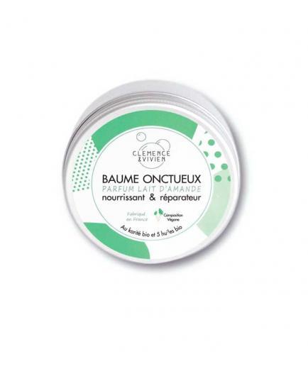 Clémence & Vivien - Multipurpose Bio Shea and Oils Balm - Almond Milk