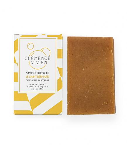 Clémence & Vivien - Natural soap in nutritious tablet - Dry skin