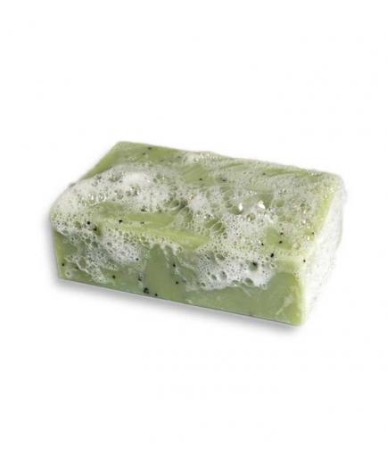 Clémence & Vivien - Natural soap in purifying tablet - Rosemary and lemon