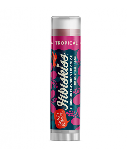 Crazy Rumors - Bálsamo Labial HibisKiss - Tropical