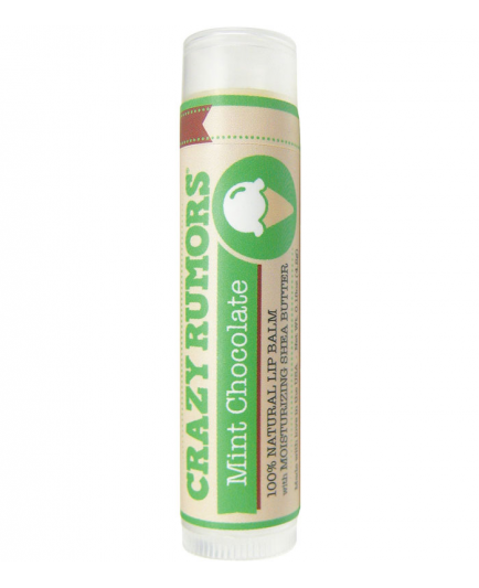 Crazy Rumors - Bálsamo Labial - Mint Chocolate