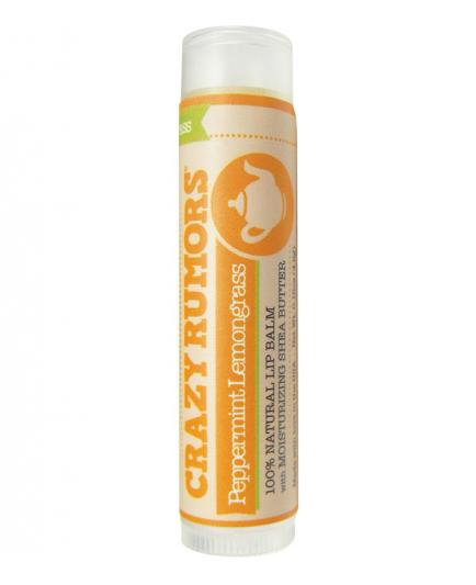 Crazy Rumors - Lip Balm - Peppermint Lemongrass