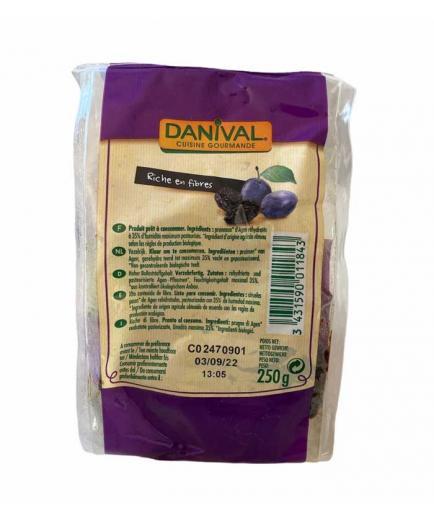 Danival - Boned Prunes of Agen Bio 250g
