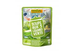 Danival - Cream of 5 green vegetables bio 520g