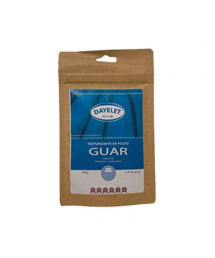 Dayelet - Guar Gum Powder Texturizer 90g