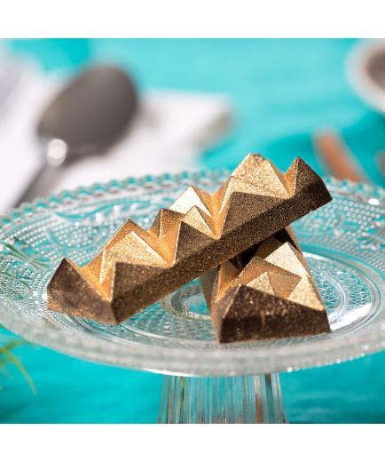 Decora - Polycarbonate mold for Serena chocolate bar
