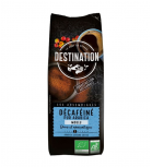 DESTINATION - 100% Arabica Ground decaffeinated coffee