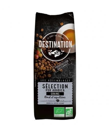 DESTINATION - Coffee beans 100% Arabica natural roast selection