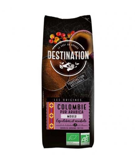 DESTINATION - 100% Arabica natural roast ground coffee