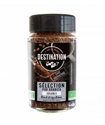DESTINATION - Freeze Dried Soluble Coffee 100% Arabica Selection