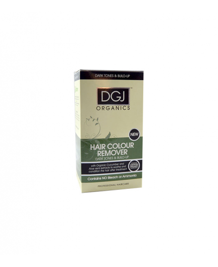 DGJ Organics - Hair Colour Remover - For Dark Tones & Colour Build-up